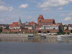 春のポーランド・リトアニア・ラトビア三国巡り その7 コペルニクスの生まれた街トルン散策
