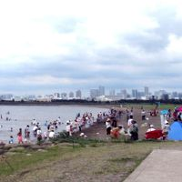 葛西臨海公園 海水浴、水族園など 2017年夏