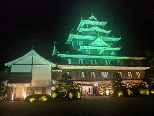 城と神と庭を巡り歩く、中国地方...