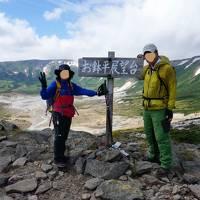 2017夏の北海道② 4泊5日の旅(層雲峡~黒岳~お鉢平展望台往復)そして能取湖へ