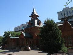 カザフスタン 「行った所・見た所」 アルマトイの中央バザールとカザフ民族楽器博物館