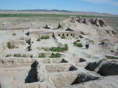 ウズベキスタン旅行記 その⑥ カラ巡り、ヒヴァ観光