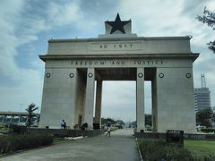 弾丸ガーナ1707  「西アフリカで最も発展している国。」   ~アクラ~