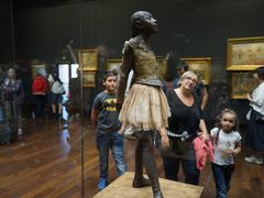 オルセー美術館【4】Edgar Degas、Alfred Sisley、Camille Pissarro