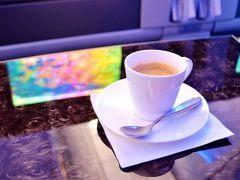 結婚休暇を使って北イタリアへ part 4 - カタール航空ビジネスクラス ドーハ→ベネチア