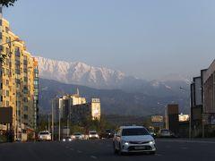 中央アジアの悠久のシルクロードを巡る〜中央アジアの大都市アルマトイと周辺を歩く
