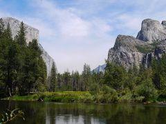 アメリカ 「サンフランシスコ、ヨセミテ国立公園」 旅行記