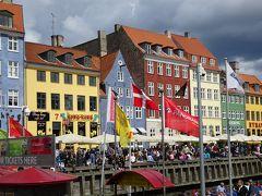 夏のデンマーク旅行その4・クロンボー城を見た後、コペンハーゲンを散策