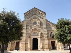 プーリア州優雅な夏バカンス♪ Vol127(第7日) ☆Villa Castelli:「ヴィッラ・カステッリ」美しい教会「Chiesa di San Vincenzo de Paoli」♪