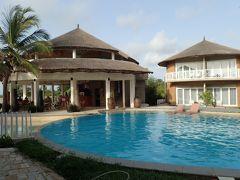 西アフリカのビーチでリゾート満喫のガンビア(世界一周東回り11日間の西アフリカ陸路横断)