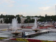 キルギス 「行った所・見た所」 ビシュケクの街中散策とシャー・パレス宿泊