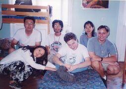 8月26日 Youthhostel Day ほか印象に残ったYHとモーツァルトの家(砂布巾のLW 第4章その10)+韓国の旅館(ソウルの定宿以外)