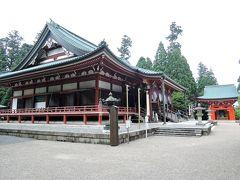 奧琵琶湖ぐるっと一周8景めぐり2日目(4景 世界遺産 比叡山延暦寺)