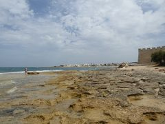 プーリア州優雅な夏バカンス♪ Vol141(第8日) ☆Torre Santa Sabina:小さな漁村「トッレ・サンタ・サビーナ」海岸を歩いてカフェで一休み♪
