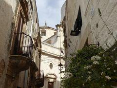 プーリア州の優雅夏バカンス♪ Vol144(第8日) ☆Ceglie Messapica:美しい「チェーリエ・メッサーピカ旧市街」優雅に歩く♪