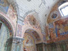 プーリア州優雅な夏バカンス♪ Vol145(第8日) ☆Ceglie Messapica:フレスコ画の美しい教会「Chiesa di Sant'Anna」♪