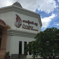 2017年8月カンボジア母子旅行【4日日】アンコール国立博物館
