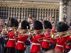 猛暑の日本よ、さようなら 行くぞロンドン!大英帝国のロマンに触れる旅 バッキンガム宮殿〜ナショナルギャラリー〜ピカデリーサーカス〜リージェントントストリート〜夜はオペラ座の怪人�