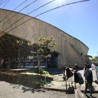 2017年4月 香川県高松市にある丹下健三設計の「香川県立体育館」を見学