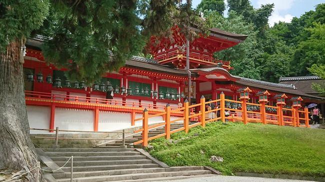 幾度となく来ている奈良ですが、何故か一度も訪れていなかった春日大社。今回は春日大社にお詣りすること、そして最近になってようやく始めた御朱印集めを目的に奈良へ行ってきました。