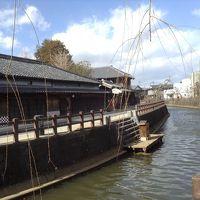 成田後泊で訪れた佐原…歩測で大日本地図を完成させた 伊能忠敬 の在所だった!