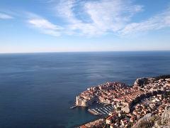 2016年末クロアチア旅行(ドゥブロヴニク)