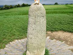 アイルランド一人旅(12)Mary Gibbons ニューグレンジ&タラの丘 日帰りツアー〔前編〕動物たちの笑顔に癒される