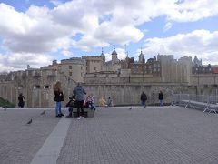 ロンドン・バンコク13日間  千歳からバンコク経由ロンドンへ、ロンドン塔など