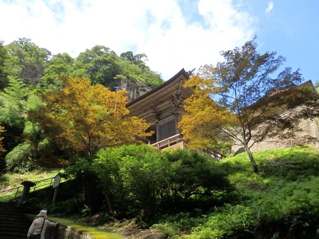 今年は夏の旅行は諦めようかと思ったものの、やはりどこかへ行きたい…!そこで、新幹線でさくっと行けそうな仙台が候補に。しかし、仙台市内のホテルが取れない・・・それで、たまには海の方でと松島で宿を取った。<br />しかし、仙台まで行くなら、訪れたことのない山寺へ行ってみたい!御朱印もいただきたい!という気持ちが湧いてきて、、1日目は山寺を訪れてから松島へ移動して宿泊、2日目は主に松島観光の2日間の旅となりました。<br />まずは仙台で乗り継ぎ、仙山線で山寺へ。860年に開山した歴史ある天台宗の霊山・宝珠山立石寺、通称山寺。1015段の石段を上って奥之院を参拝した後は、五大堂から眼下に広がる里山や門前町の風景を眺めて感動~♪参拝後はお蕎麦にさくらんぼソフトとちょこっとご当地グルメも楽しんできました。<br />よろしければご覧ください~。
