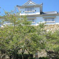 津山→蒜山高原→湯原温泉→神庭の滝 1(津山城・鶴山公園)