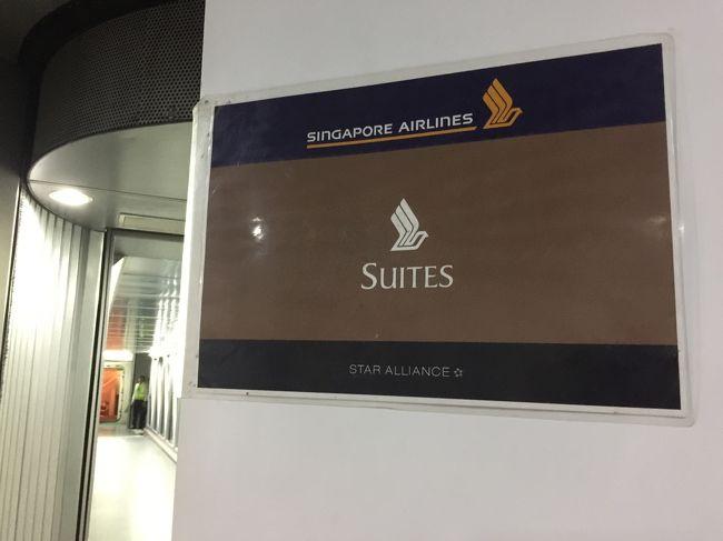 後半の世界一周はA380の旅でもあります。<br />シンガポール航空のA380にはファーストクラスがありません。<br />あるのはその上をいくスイートクラスだけ。<br /><br />A380も2航空会社目なので対決してみましょう<br />対決項目は10項目。<br />ルフトハンザA380ファースト vs シンガポール航空A380スイート<br />さて軍配はどちらに上がるでしょうか?