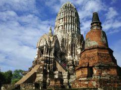 初訪タイ バンコク・アユタヤを駆け抜けた2泊3日のひとり旅 2日目