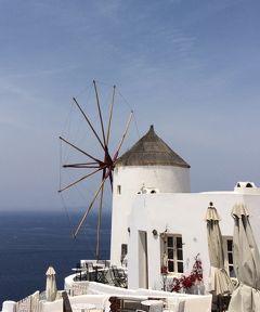 オーシャニア・リビエラエーゲ海クルーズvol.35 絶景のイア!!青い海を眺める真っ白なヴィラで過ごしてみたいけど…(^^