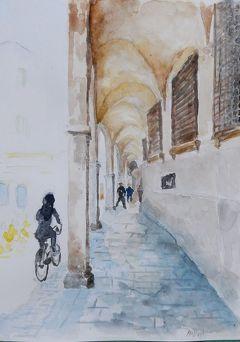 ポルティコの街 パドヴァ ③ イタリア旅行 4