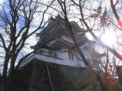 2017 03 伊賀忍者屋敷と上野城