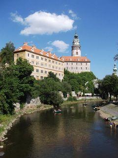 オーストリア・チェコ旅行5 チェスキークルムロフ