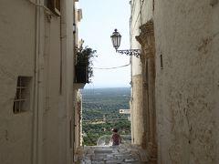 プーリア州優雅な夏バカンス♪ Vol168(第10日) ☆Ostuni:ホテル「La Sommita Relais」チェックアウト!さようなら♪