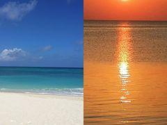ブルーとオレンジに魅せられて~与論島プリシアリゾートヨロン滞在~