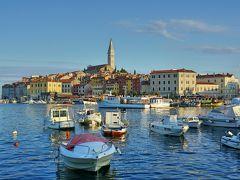 イタリア三都市 + イストラ半島ドライブ #11 : ロヴィニ、絵になる港町