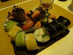 プーリア州優雅な夏バカンス♪ Vol176(第10日) ☆Lecce:レッチェ旧市街にある寿司バー「PLAY」の創作寿司♪