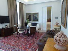 プーリア州優雅な夏バカンス♪ Vol177(第10日) ☆Lecce:最高級ホテル「Risorgimento Resort」優雅なスイートルーム♪