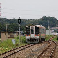 青春18きっぷでディーゼル車両に乗り名松線と松阪・鳥羽へ乗り鉄の旅