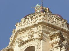 プーリア州優雅な夏バカンス♪ Vol180(第10日) ☆Lecce:久しぶりのレッチェ旧市街♪美しいドゥオーモ広場を眺めて♪
