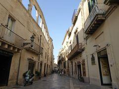 プーリア州優雅な夏バカンス♪ Vol181(第10日) ☆Lecce:久しぶりのレッチェ旧市街♪美しい「Via Giuseppe Libertini」を優雅に歩く♪