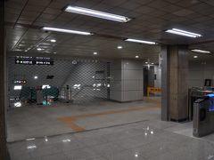 2017年8月韓国弾丸旅行2(新設洞駅へ)