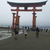 厳島神社と平和記念公園
