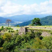 天空の城・竹田城跡と出石皿そばと日本最大・鳥取砂丘の絶景を巡る旅(前半・兵庫編)