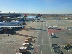 ヨハネスブルグのO・R・タンボ国際空港
