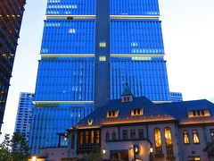 ANA特典岩国発着、招待でスターウッド最高ランク、カテゴリー7のザ・プリンスギャラリー東京紀尾井町ラグジュアリーコレクションホテルに泊まる東京2日間、DAY1♪