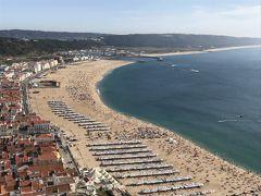 子連れポルトガル(5)きれいなビーチだけど冷たくて泳げなかった…<ナザレ編>